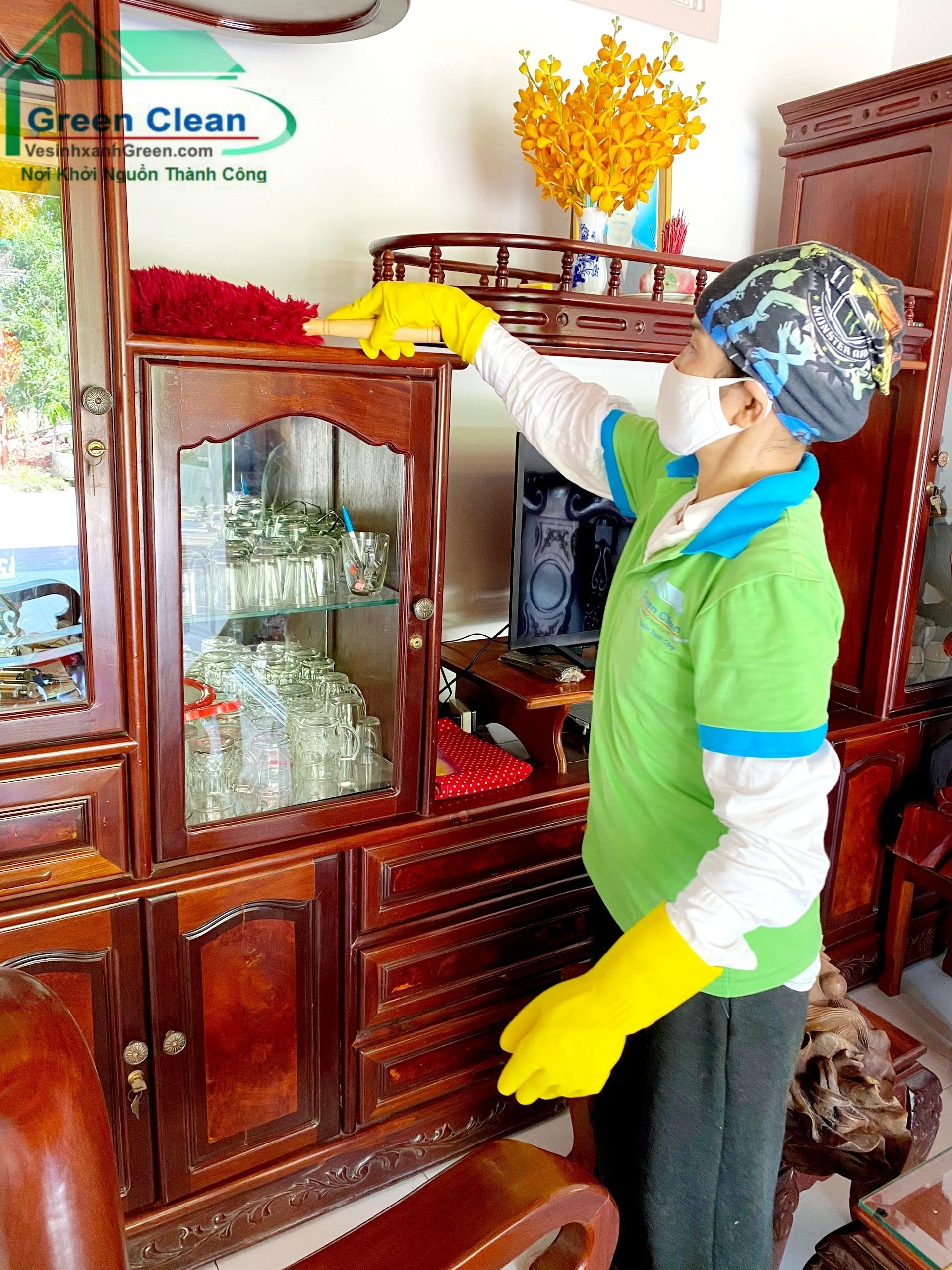 Dịch vụ thuê người giúp việc theo giờ đảm bảo nhất