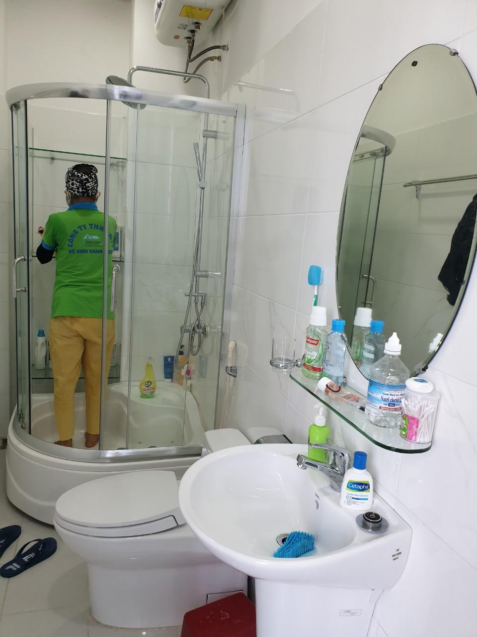 Dịch vụ vệ sinh tại nhà theo giờ uy tín, chất lượng tại Bình Dương