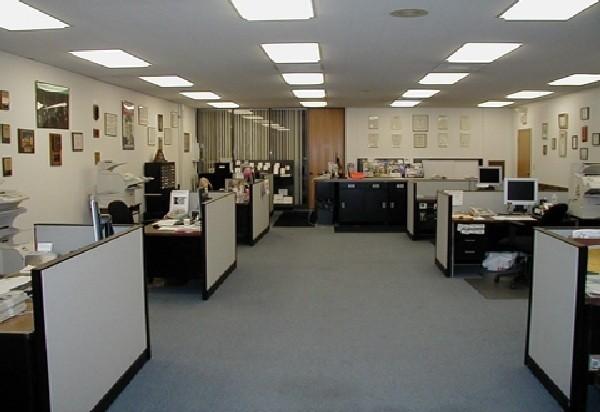 Dịch vụ vệ sinh văn phòng theo giờ tại Bình Dương
